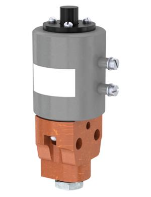 Вентили электропневматические ЭВ-5-21